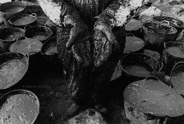 Prestige, Black tide , Spain, 2002