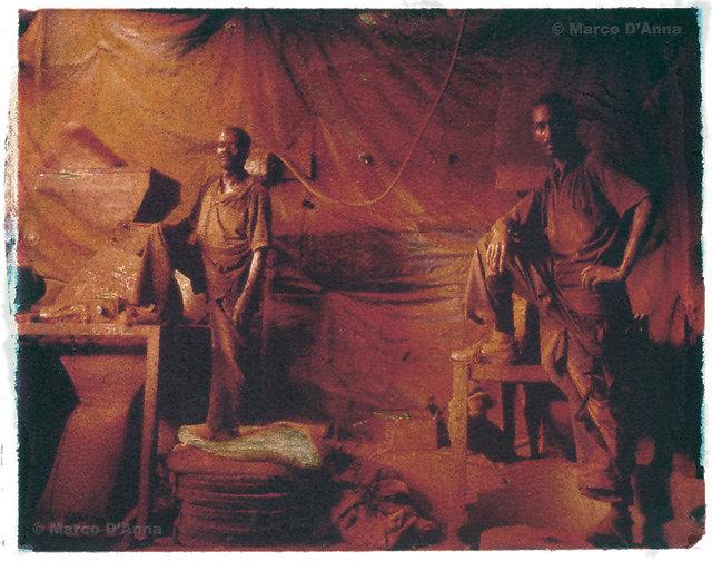 Addis Ababa Market, 2006