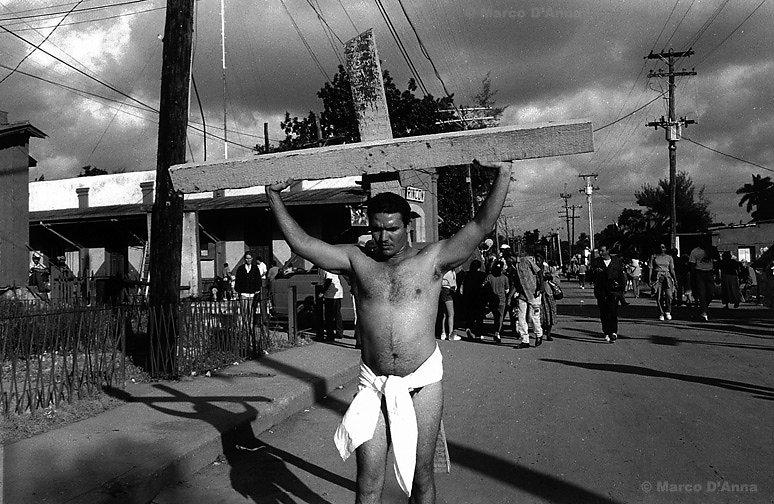 San Lazzaro, Cuba, 1997