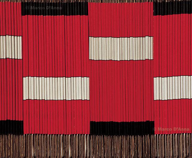 Composizione in rosso n. 8, 2006Composizione in rosso n. 7, 2006