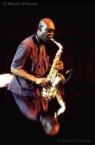 Manu Dibango, 2002