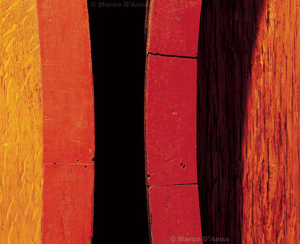 Composizione in rosso n. 7, 2006