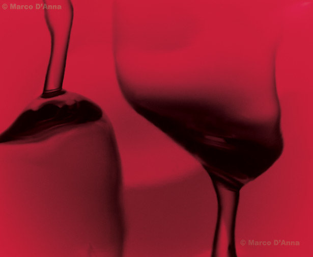 Composizione in rosso n. 3, 2006