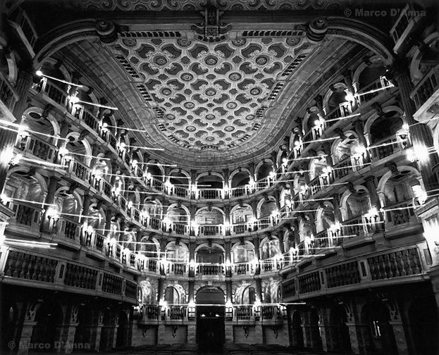 Teatro Bibiena, Mantova, calendario